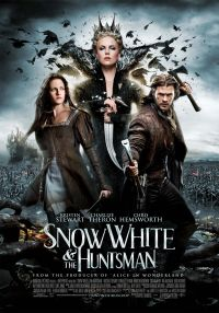 filmposter snow white and the huntsman