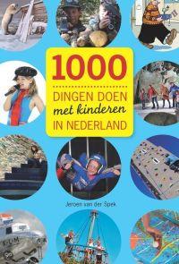 boek dingen doen met kinderen in Nederland