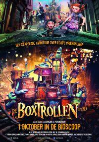 Gratis rugzak en schrijfset winnen van de film de Boxtrollen