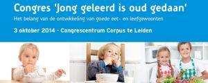 congres voeding en kinderen