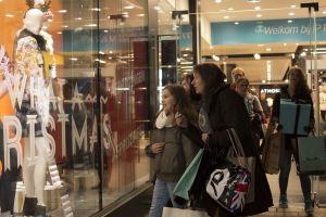 Almere kerst shoppen