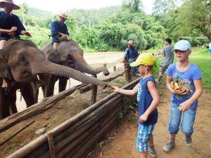 reizen naar Thailand met kinderen