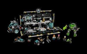 winnen LEGO Ultra Agents Hoofdkwartier