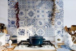 Tegels In Keuken : Kleurrijke tegels in keuken en badkamer mamas