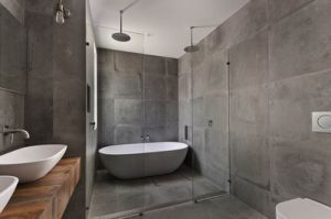 Kleurrijke tegels in keuken en badkamer - Mamas