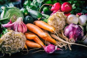 groenten eten