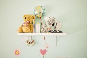 Duurzame kinderkamer