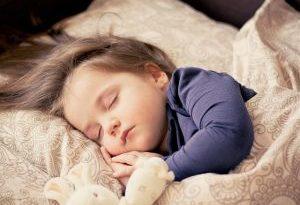 baby peuter goed slapen