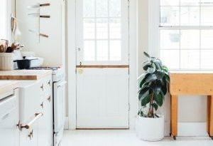 Romantische keukens
